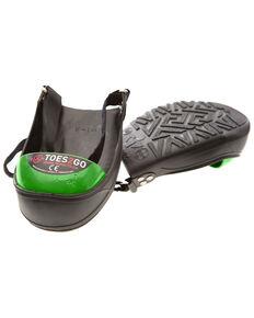 Impacto Men's Toes2Go Steel Toe Cap - Large, Black, hi-res