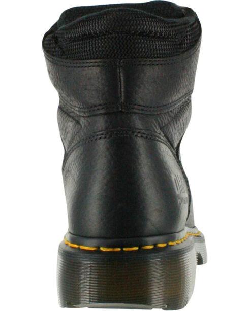 Dr. Marten's Men's Ironbridge Boots - Steel Toe, Black, hi-res