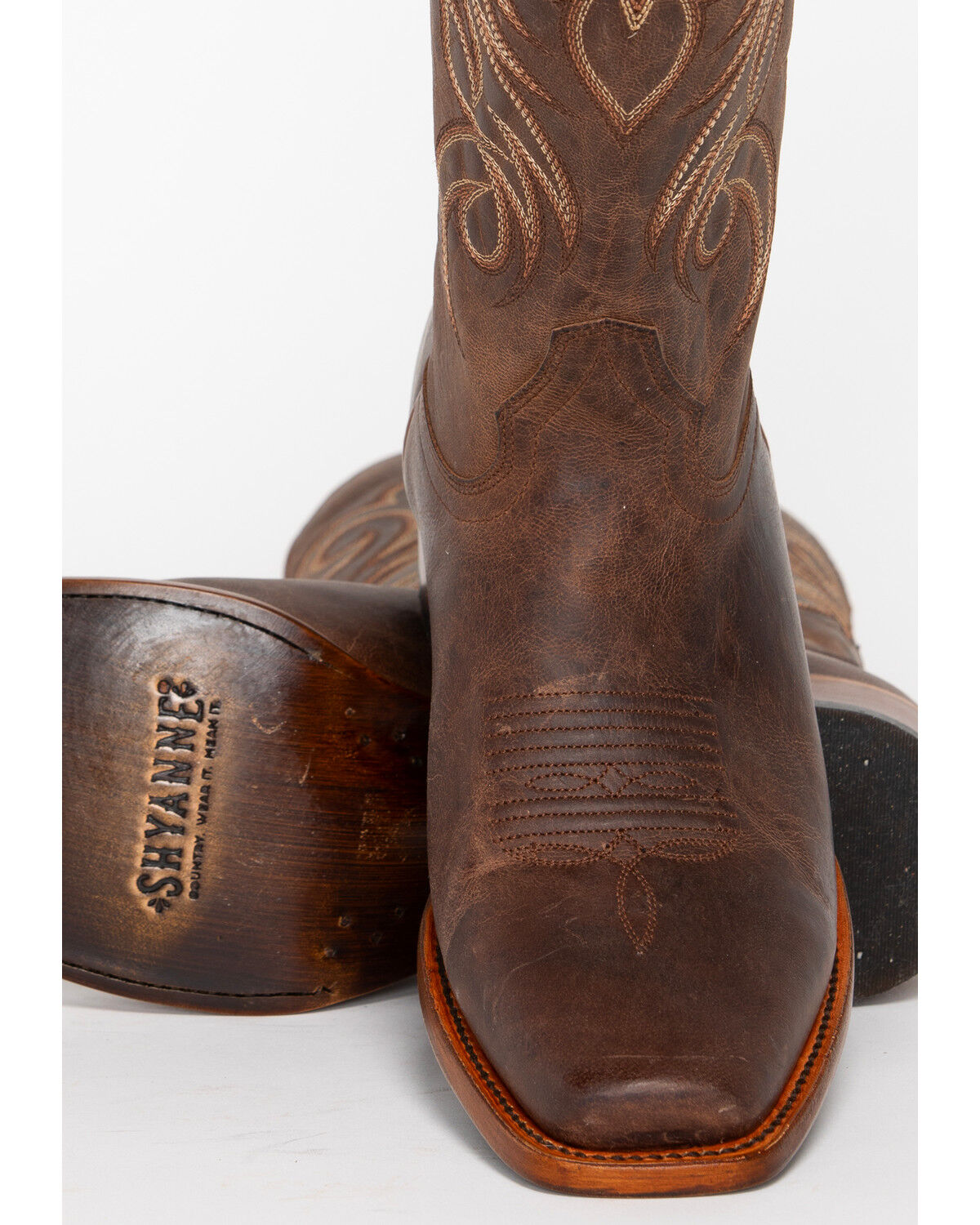 Mad Cat Western Boots - Square Toe
