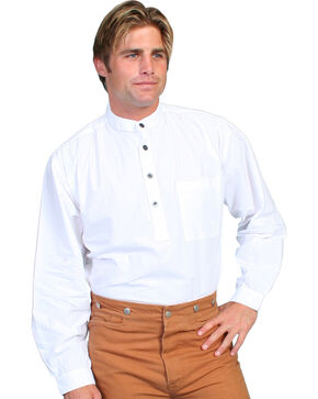 Rangewear by Scully Mason Shirt - Big & Tall, White, hi-res