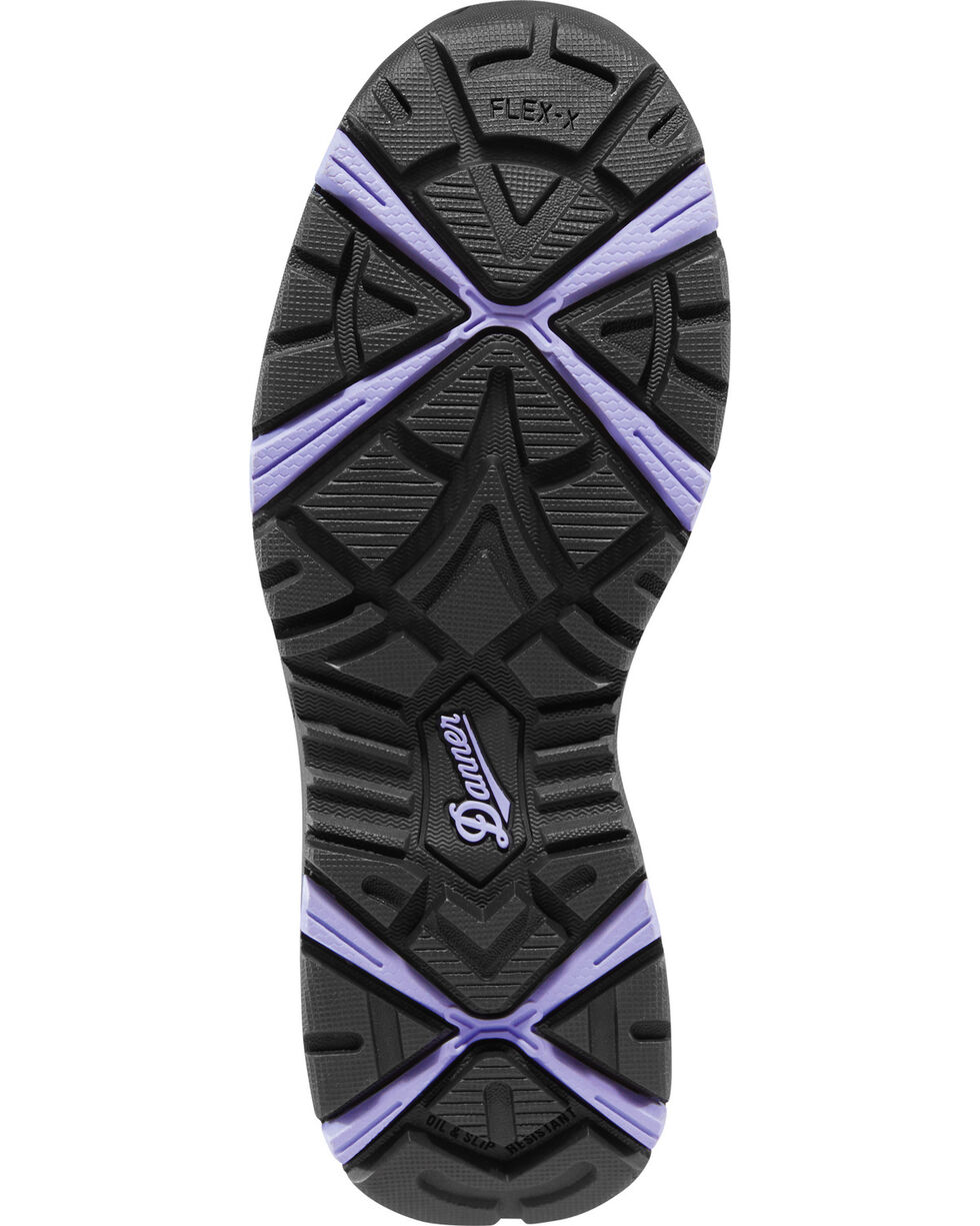 Danner Women's Black Springfield Waterproof Work Boots - Composite Toe , Multi, hi-res