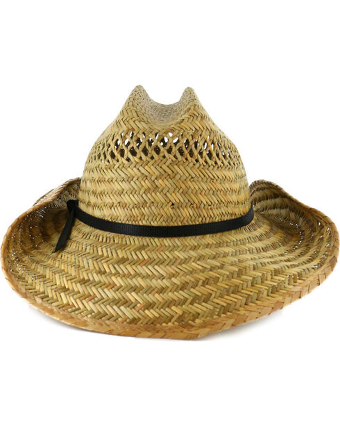 Cody James® Men's Rush Straw Cowboy Hat, , hi-res