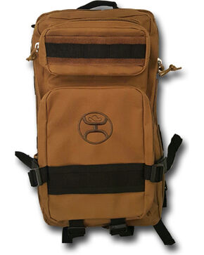 Hooey Mighty Mid-Sized Field and Activity Backpack , Rust Copper, hi-res