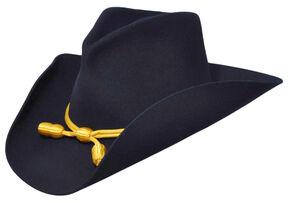 Bailey Western Cavalry II Navy Blue Hat, Navy, hi-res