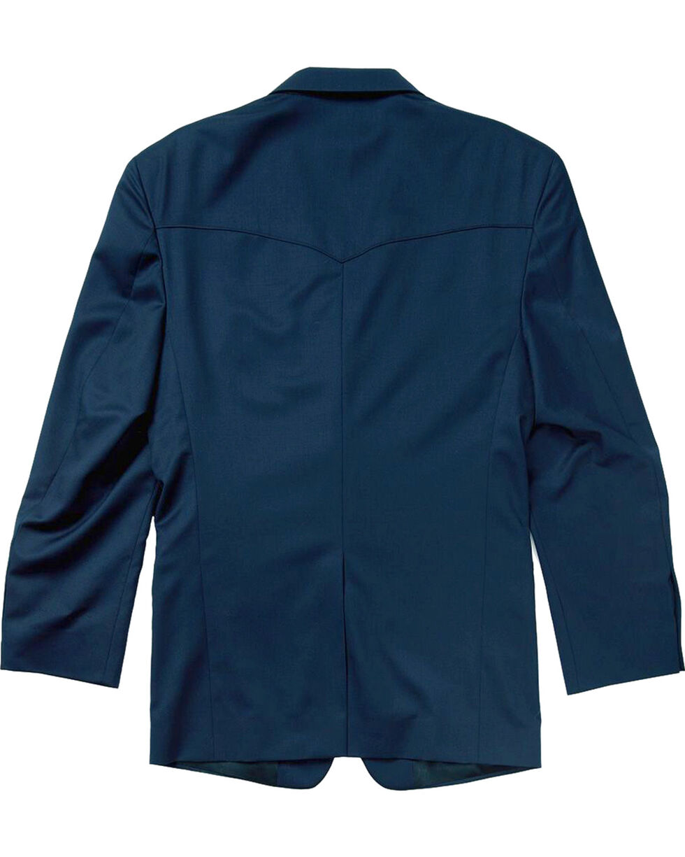 Schaefer Outfitter Men's Navy Reserve Ranch Blazer , Navy, hi-res