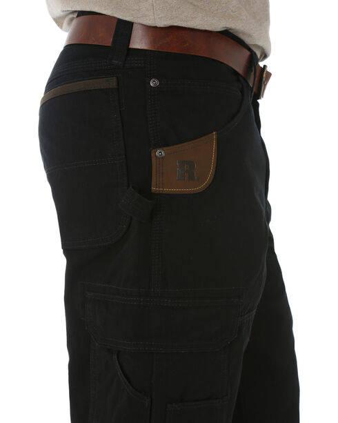 Wrangler Riggs Ranger Pants, Black, hi-res