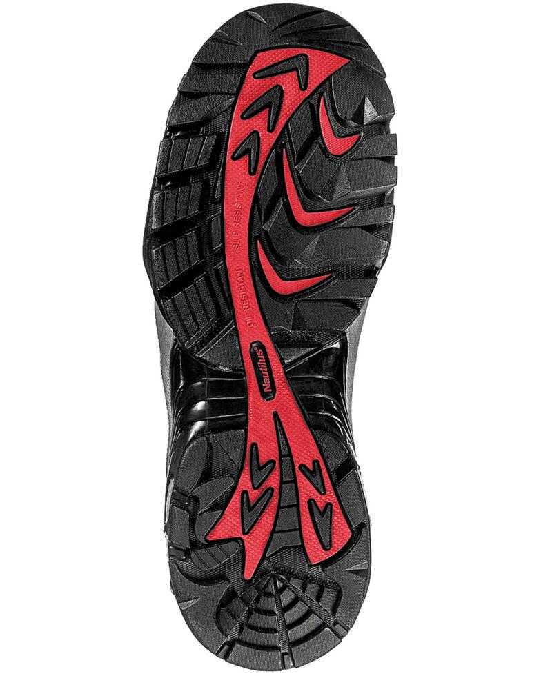 Men's Nautilus Men's Grey Metal Free Work Athletic Shoes - Composite Toe , Grey, hi-res