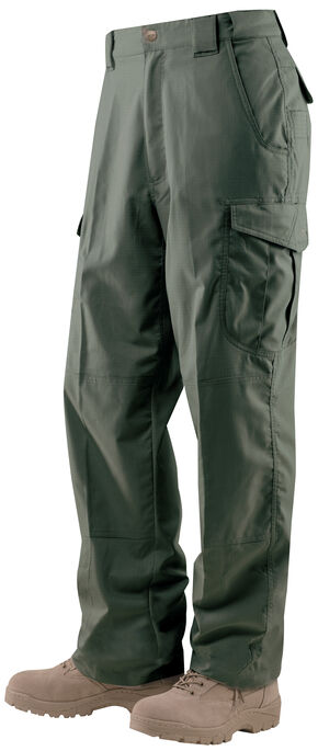 Tru-Spec Men's 24-7 Series Ascent Tactical Pants, Hunter Green, hi-res