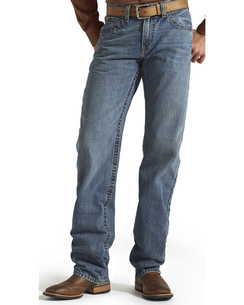 Ariat Denim Jeans - M3 Smokestack Loose Fit - Big and Tall, , hi-res