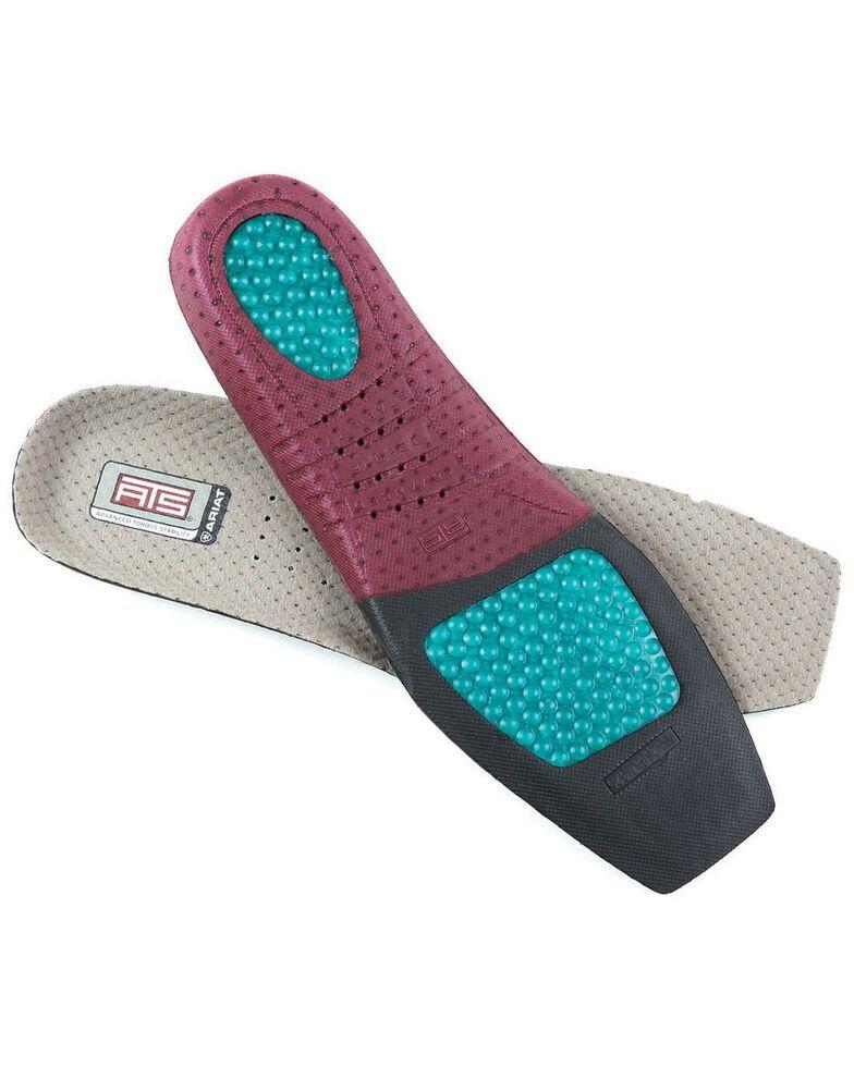 Ariat Women's ATS Footbed - Wide Square Toe, Multi, hi-res