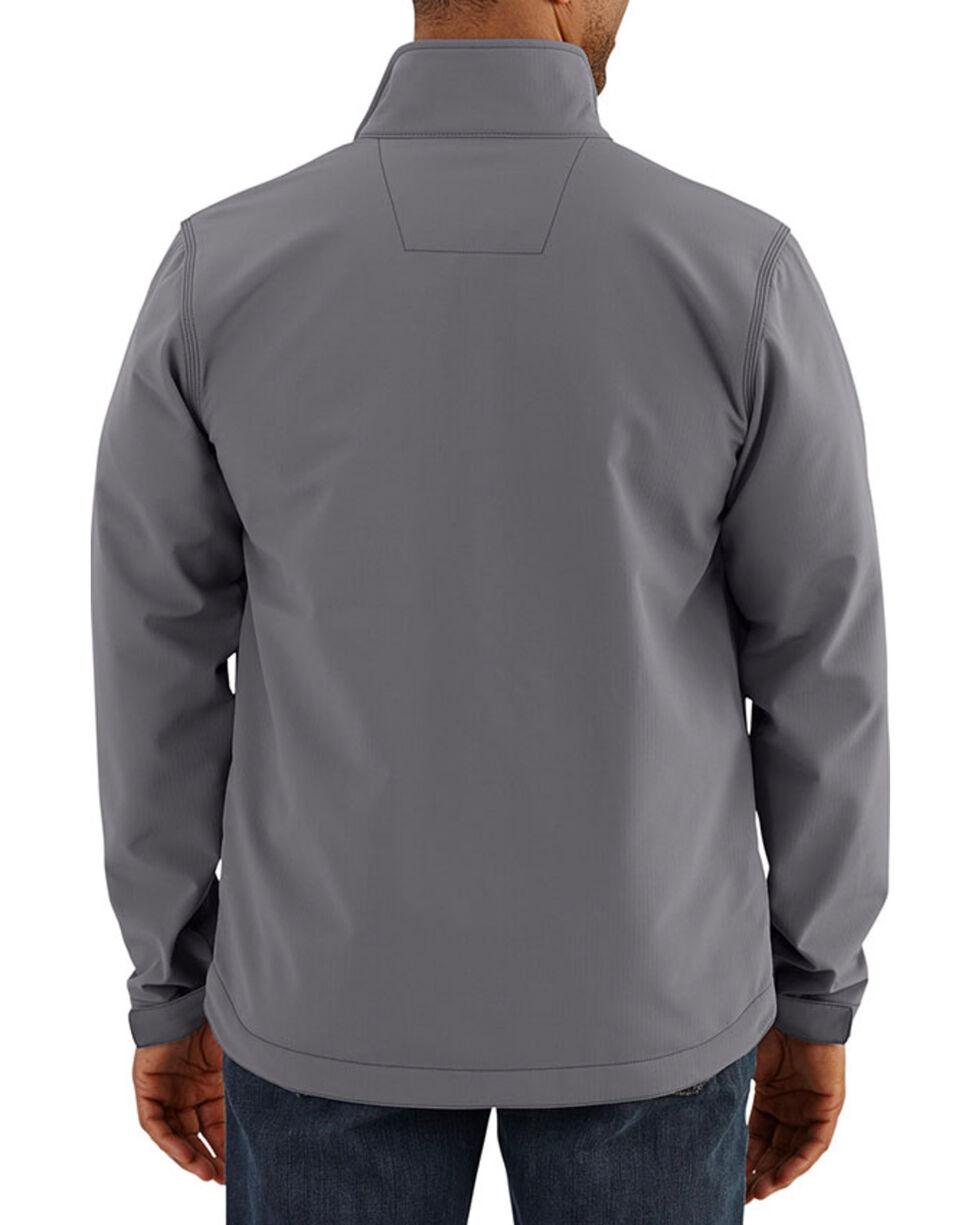 Carhartt Men's Charcoal Denwood Jacket , Charcoal, hi-res