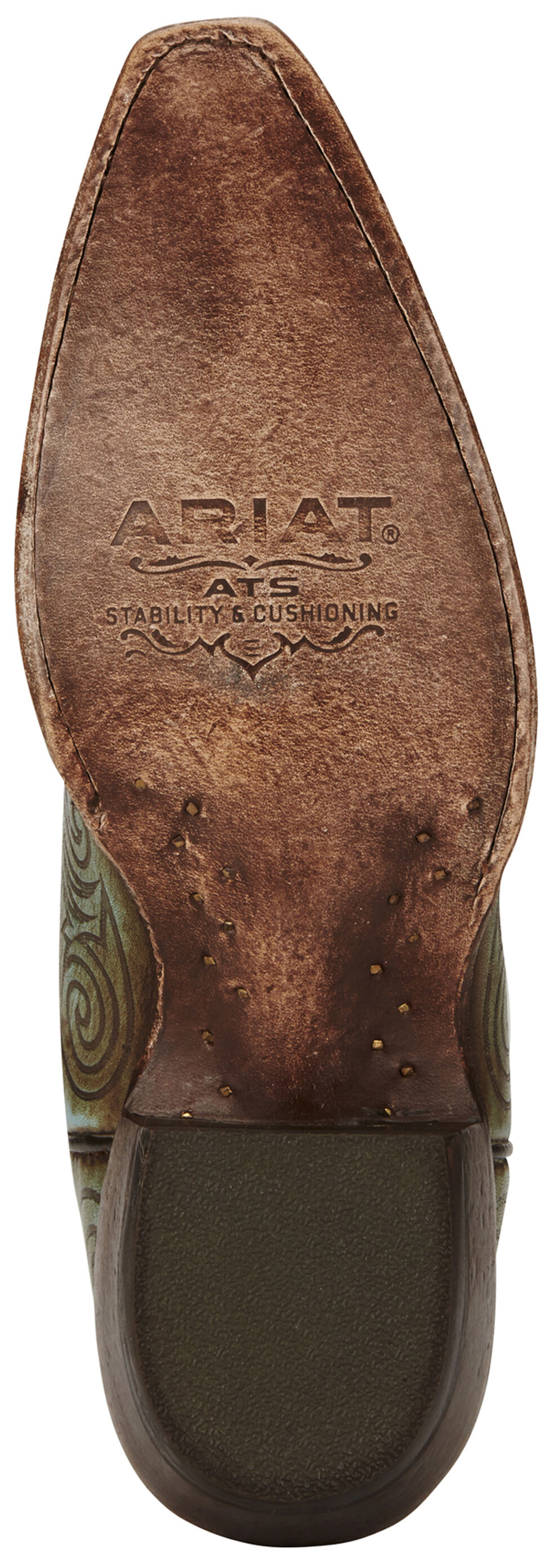 Ariat Women's Turquoise Sterling Boots - Snip Toe, , hi-res
