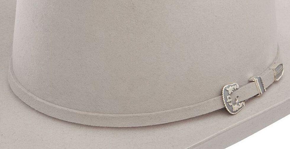 14e327ae2 Stetson 6X Skyline Silver Grey Fur Felt Cowboy Hat