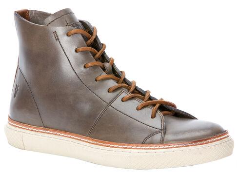 Frye Gates High Chukka Shoes, Stone, hi-res