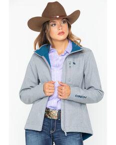 b675af45763 Cinch Womens Western Softshell Jacket