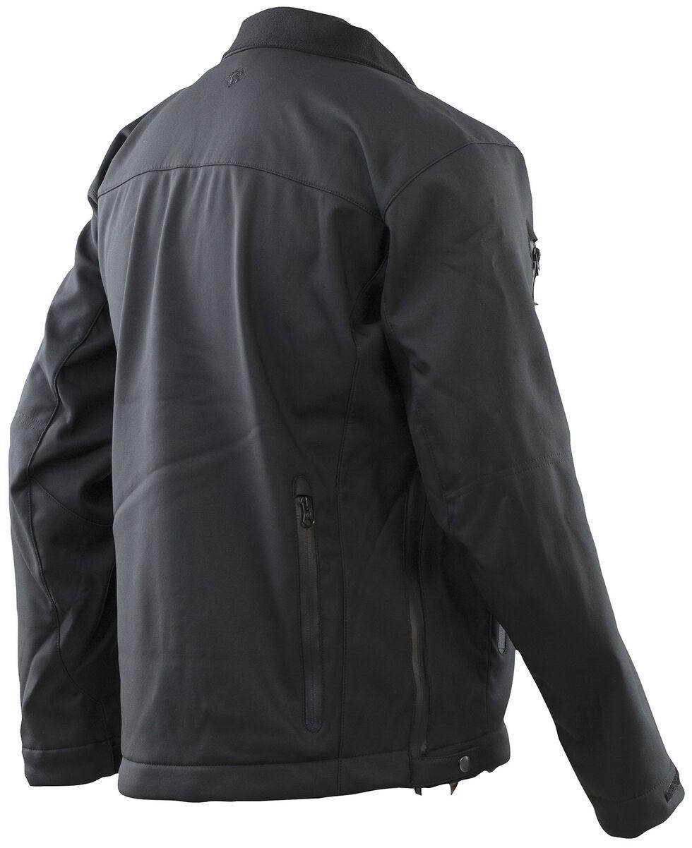 Tru-Spec 24-7 Series LE Softshell Jacket - Extra Large Sizes (2XL - 4XL), Black, hi-res