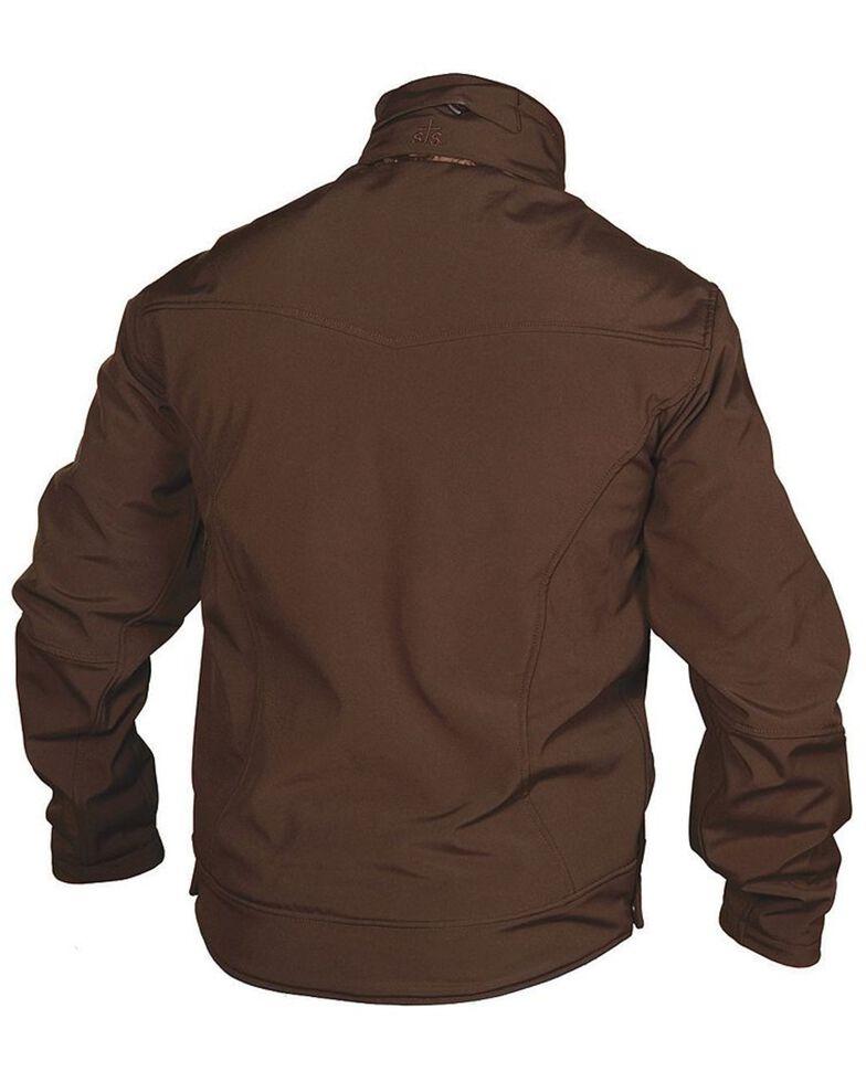 STS Ranchwear Men's Young Gun Brown Jacket, Brown, hi-res