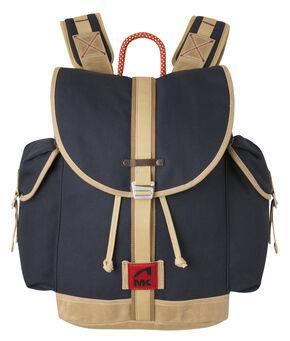 Mountain Khakis Rucksack Bag, Navy, hi-res