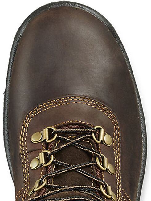 """Irish Setter by Red Wing Shoes Men's Ely Hiker 6"""" Work Boots - Round Toe, Brown, hi-res"""