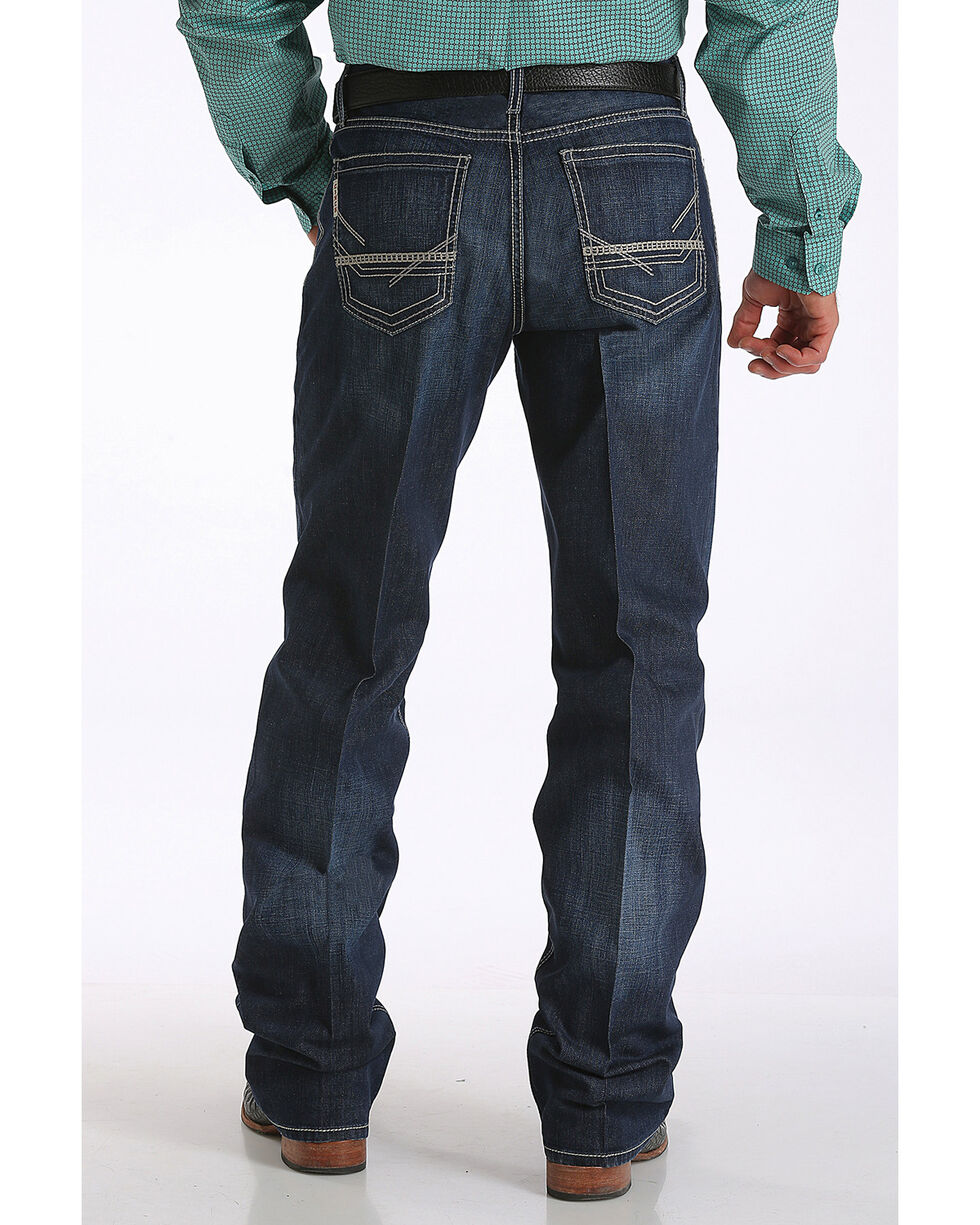 Cinch Men's Grant Performance Denim Relaxed Fit Jeans - Boot Cut, , hi-res