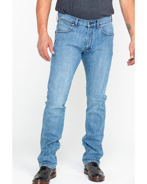 Wrangler Retro Men's Gordon Light Wash Skinny Jeans, Blue, hi-res
