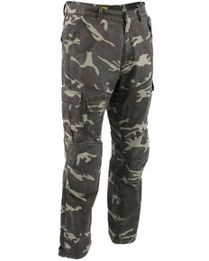 "Milwaukee Performance Men's 32"" Aramid Reinforced Camo Cargo Jeans, Camouflage, hi-res"