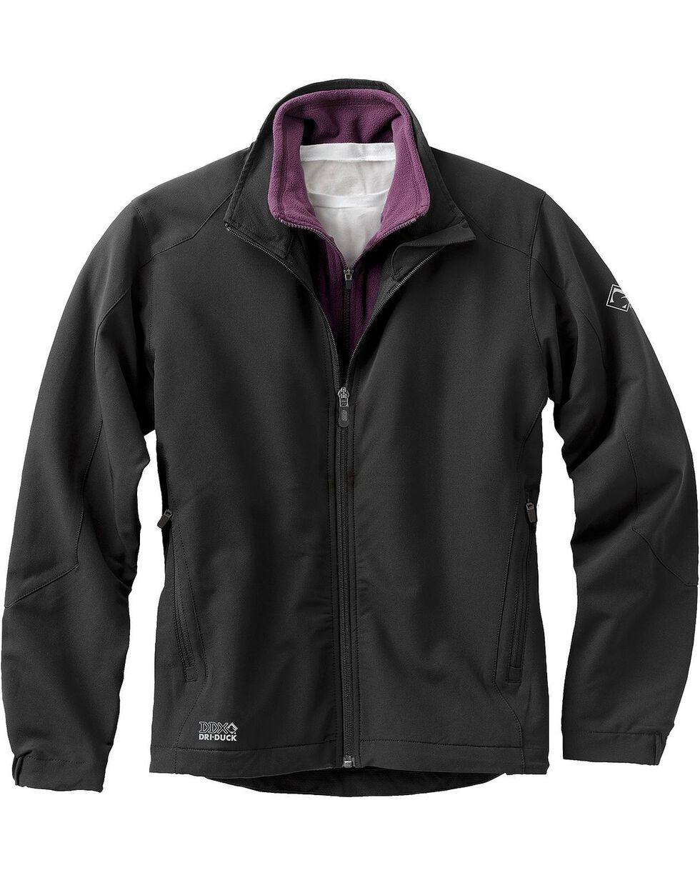 Dri Duck Women's Precision Softshell Jacket - Plus, , hi-res