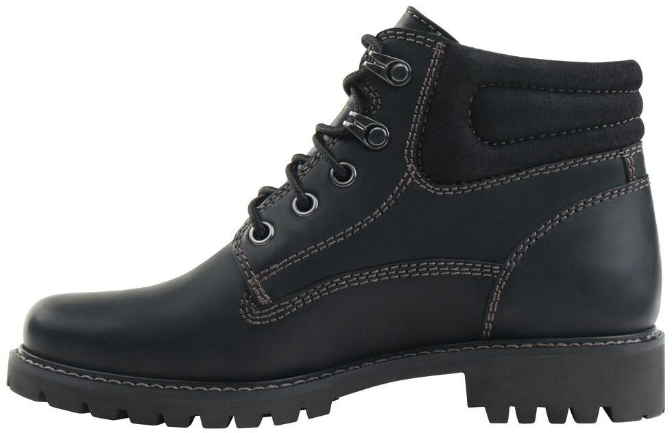Eastland Women's Black Edith Alpine Boots , Black, hi-res
