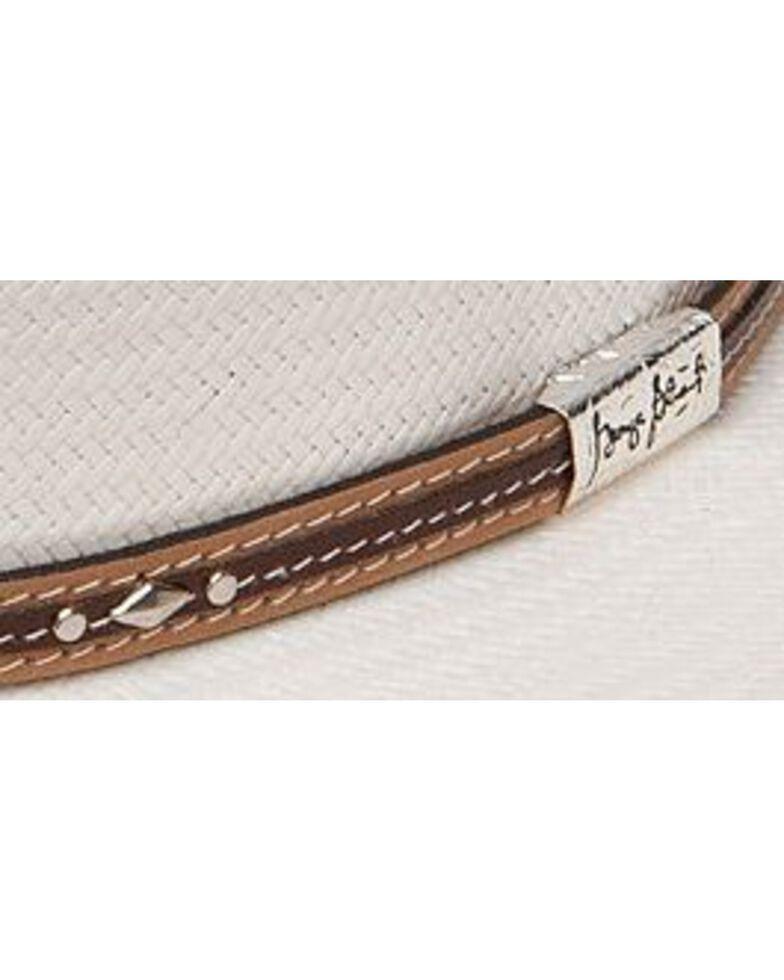 Resistol George Strait Kingman 10X Straw Cowboy Hat, Natural, hi-res