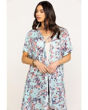 Ariat Women's Posey Kimono, Multi, hi-res