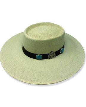 Atwood Thunderbird Nevada Style Hat , Natural, hi-res