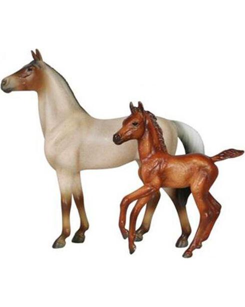 Breyer America's Wild Mustang Set , No Color, hi-res