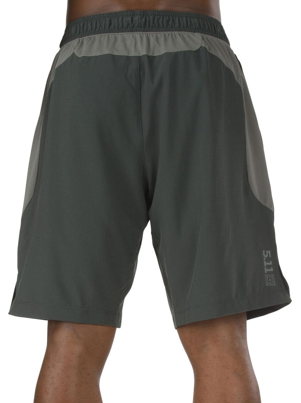 5.11 Tactical Men's Recon Performance Training Shorts, Earth, hi-res