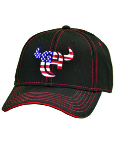 Cowboy Hardware Men s Flag Logo Cap c84b306d3b3