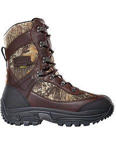 LaCrosse Men's 2000G Pac Extreme Hunting Boots - Round Toe, Camouflage, hi-res