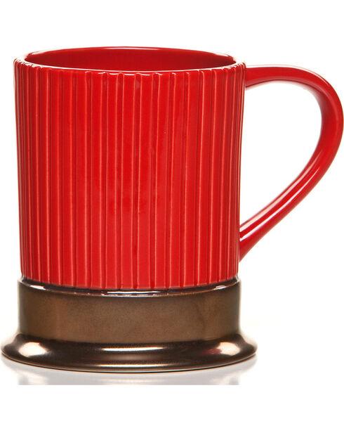 Big Sky Carvers Shotgun Shell Coffee Mug, Red, hi-res