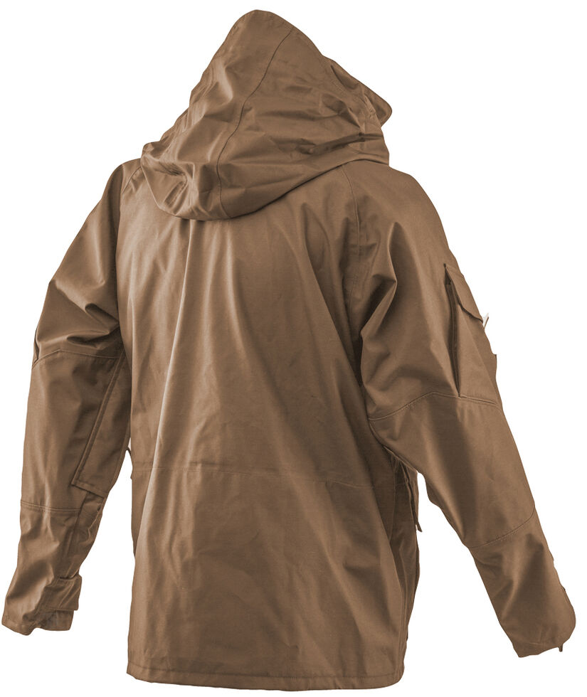 Tru-Spec Men's H2O Proof Gen-2 ECWCS Parka, Coyote Brown, hi-res