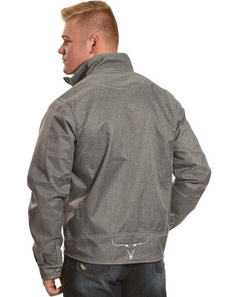 Cowboy Hardware Men's Tech Woodsmen Jacket, Grey, hi-res