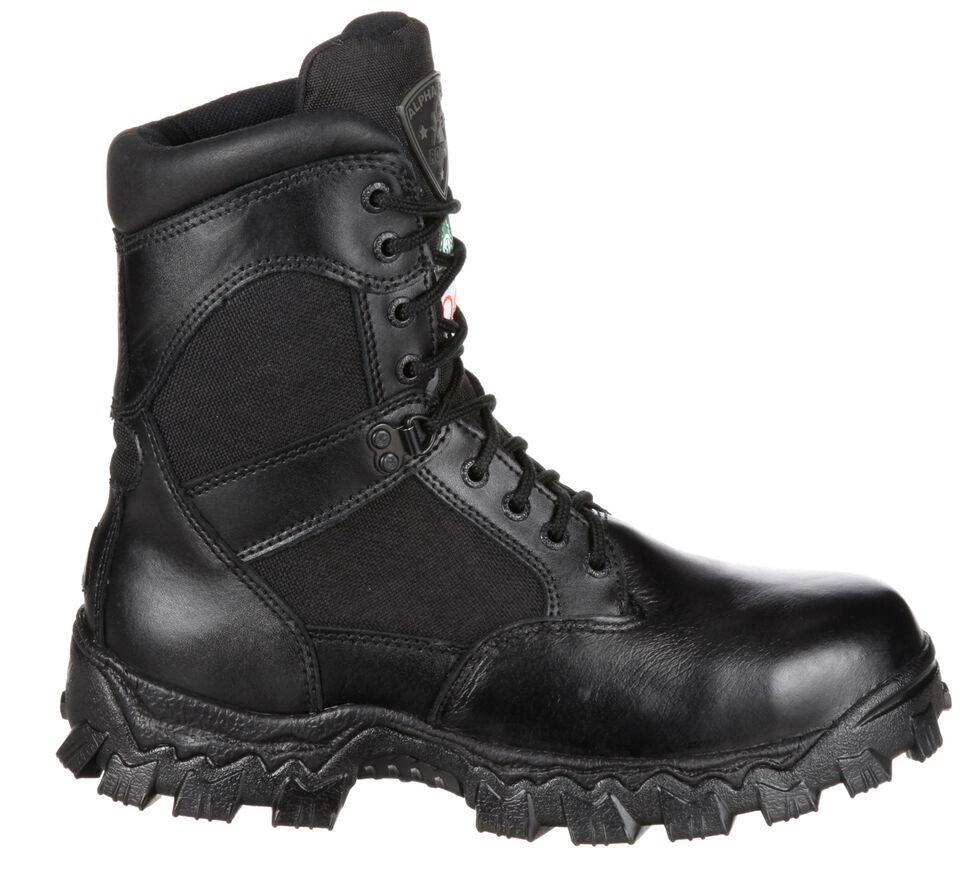 Rocky AlphaForce Waterproof Puncture Resistant Work Boots - Composite Toe, , hi-res