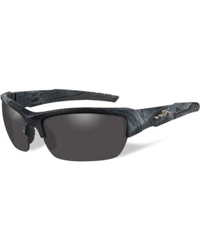 Wiley X Valor Polarized Typhone Kryptek Sunglasses , Multi, hi-res