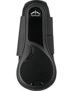 Veredus TRC Vento Front Split Boot, Black, hi-res