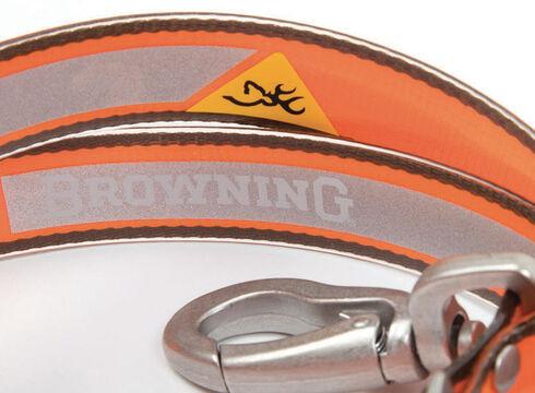 Browning Orange 6ft x 1in Pet Leash , Orange, hi-res