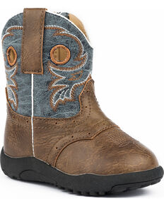 fd26f91a395 Baby & Infant Cowboy Boots - Sheplers