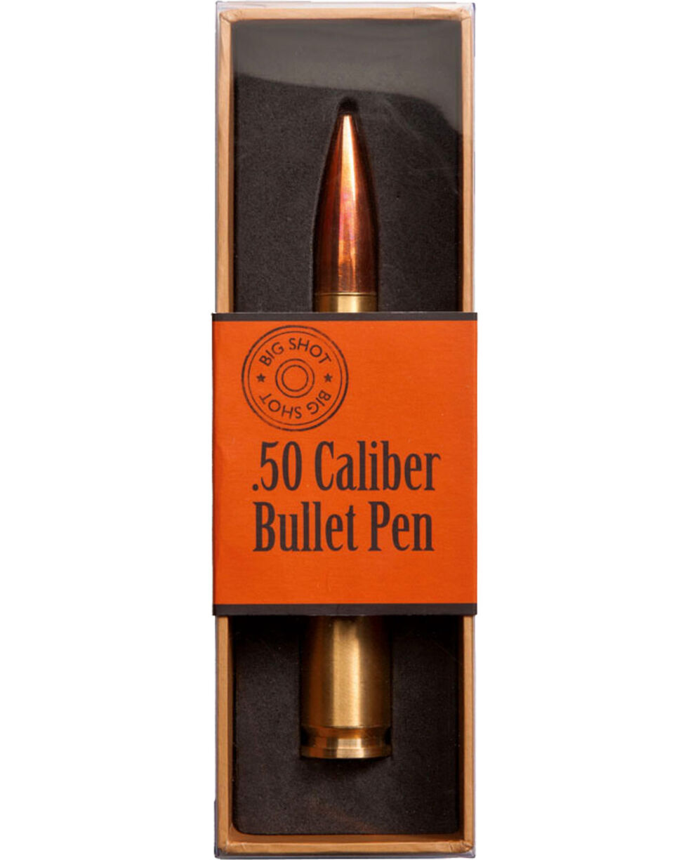 Big Sky Carvers Big Shot .50 Caliber Shotgun Shell Pen, Gold, hi-res