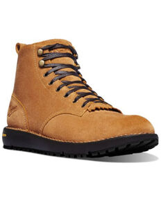 Danner Men's Logger 917 Work Boots - Soft Toe, Brown, hi-res