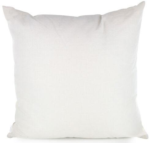 BB Ranch Longhorn Skull Throw Pillow, No Color, hi-res