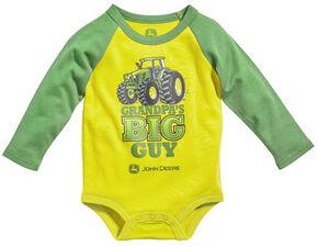 Grandpa's Big Guy Bodyshirt, Yellow, hi-res