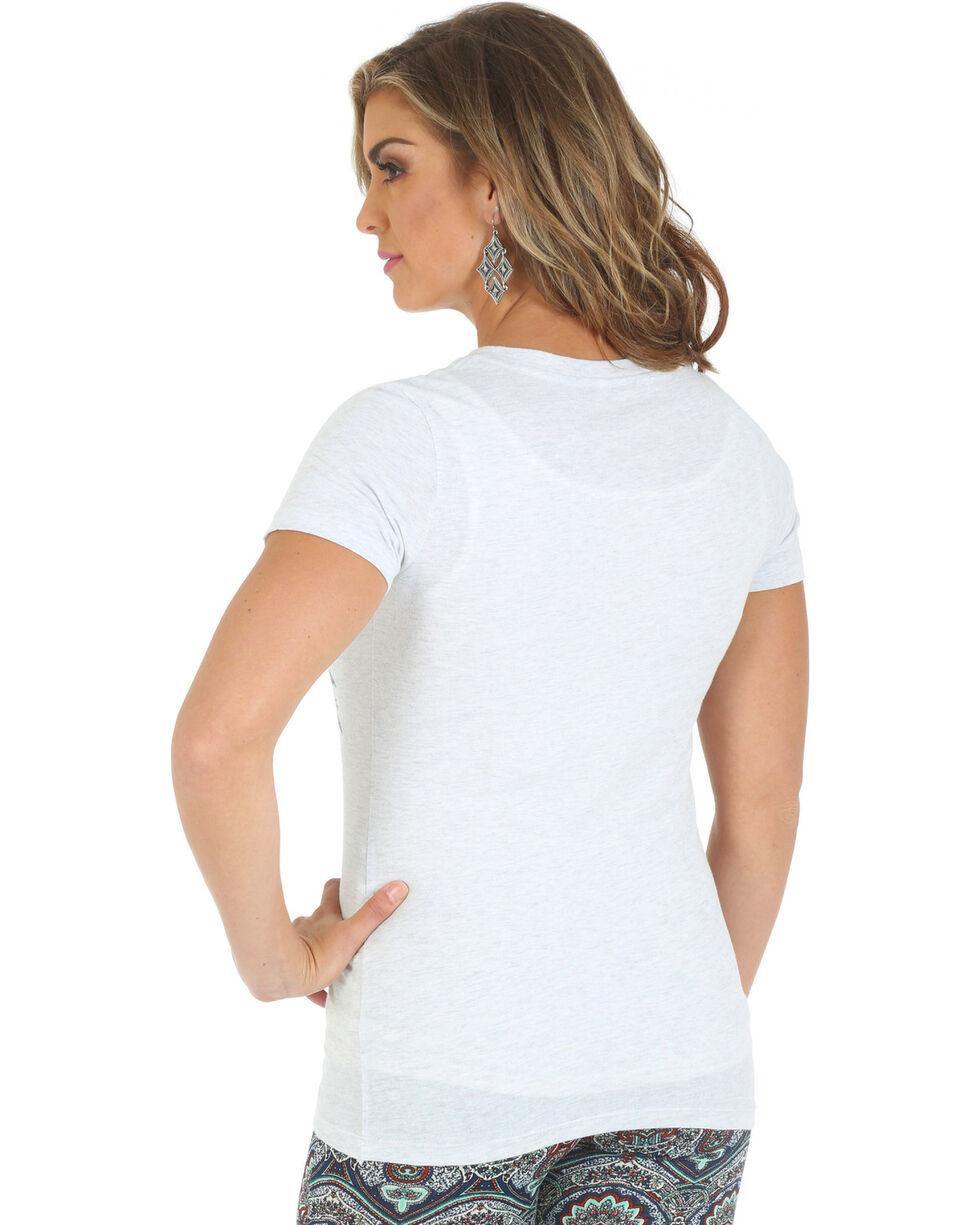 Wrangler Women's Skull Headdress Shirt, , hi-res