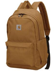 Carhartt Unisex Brown 15-inch Laptop Backpack , Brown, hi-res