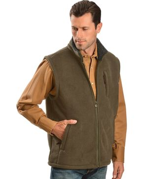 Outback Trading Co. Summit Fleece Vest, , hi-res